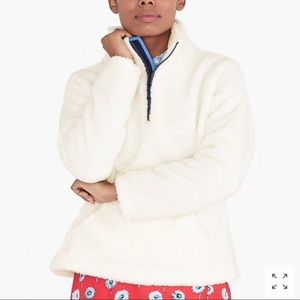 J Crew half zip pullover